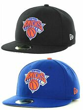 New York Knicks New Era NBA Team Logo Fitted 59FIFTY Cap NWT Men's Size 7 5/8