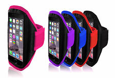 Running Jogging Gym Walk Sports Arm Band Case Cover Holder For All Smart Phones