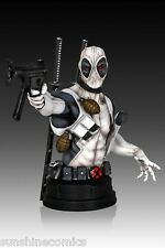Deadpool X-Force Mini Bust 896/1000 Gentle Giant Previews Exclusive NEW SEALED