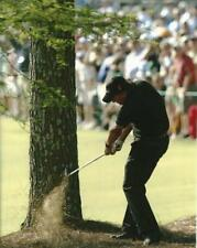 Golf Phil Mickelson Shooting Tree 2010 Masters Win Photo Picture Print