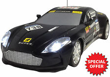 Rechargeable Radio Remote Control Car Aston Martin 20kph Top Speed[COLOURS VARY]