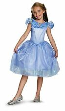 Cinderella Movie Girls Princess Costume by Disguise Costumes