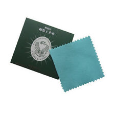 1/5/10/Pcs Brighten Silver Polishing Cleaning Cloth Cleaner Platinum Jewelry New