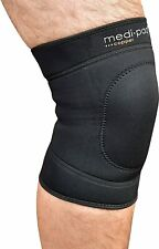 MEDIPAQ Copper Infused Support Sleeve Brace Muscle Joint Pain Patella Arthritis