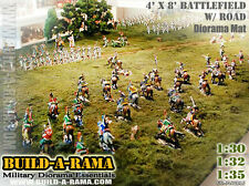 1:32 8'X4' DIORAMA MAT wROAD for KING & COUNTRY CONTE WWII Layout