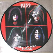 KISS – Best of Solo Albums, PICTURE DISC of the German Edition, NEW UNUSED