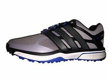 ADIDAS GOLF ADIPOWER S BOOST DARK GREY/GREY GOLF SHOES MEDIUM WIDTH