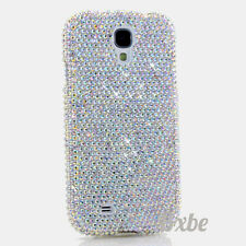 FOR SAMSUNG GALAXY S6 NOTE 5 CRYSTALS BLING CASE COVER AUTHENTIC AB CLEAR DESIGN