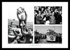 West Ham United 1964 FA Cup Final Photo Montage Memorabilia (WHMU64)