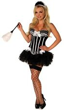 Daisy Corsets 4 PC Sexy French Maid Women's Exotic Costume