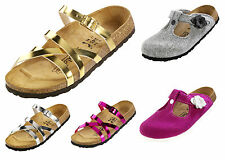 Betula Stripes Sandals & Coleen sizes and colours located on Birkenstock Campus