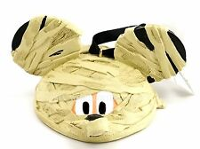 NEW Disney Parks Mickey Mouse Ears Hat Artist Series Mummy Halloween Ornament