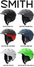 2016 SMITH VARIANCE HELMET SNOWBOARD/SKI SNOW PROTECTION MANY COLOR. BRAND NEW!