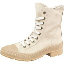 Converse Womens Boots CT All Star Stone Hi Outsider Light Cream Brown RRP £84.99