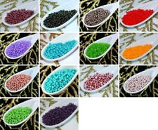 20g Czech Glass Seed Beads 11/0 PRECIOSA Seed Beads Rocaille Beads Czech Glass S