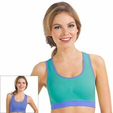 Lily of France Reversible  Sports Bra: 2151801, Size varies