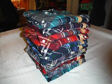 Long Sleeve Flannel Shirts Urban Pipeline size XL, L,S, Multi Plaid color -NWT