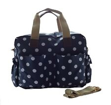 Ladies Holdall Weekend Overnight Bag Womens Large Travel Maternity Gym Holdall