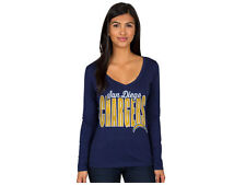 San Diego Chargers NFL Women's Touchdown Long Sleeve T-Shirt