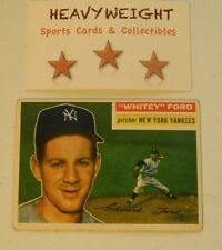 WHITEY FORD 1956 TOPPS BASEBALL CARD #240 EXCELLENT CONDITION SEE PICS! VINTAGE