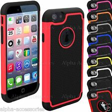 Shock Proof Dual Layer Defender Heavy Duty Case Cover For Apple iPhone 6s, 6, +