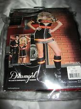 DREAMGIRL 6524 Women's Smokin' Hot Fire Fighter Costume WITH bra several size