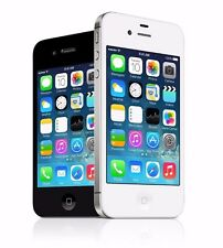 "Apple iPhone 4 - 8 16 32GB GSM ""Factory Unlocked"" Smartphone Black / White"