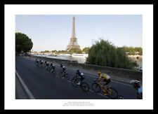 2013 Tour de France Team Sky Paris Cycling Photo Memorabilia (096)