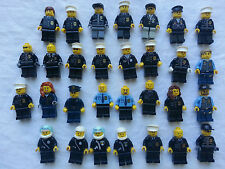 LEGO CITY Minifigurine, figurine, personnage Police choose model