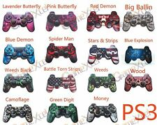 Protective Vinyl Sticker Skin Decal for Sony Play Station 3 PS3 Controller