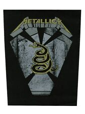 Metallica Pit Boss Backpatch - NEW & OFFICIAL