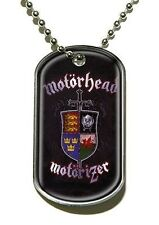 Motorhead Motorizer Dog Tag - NEW & OFFICIAL