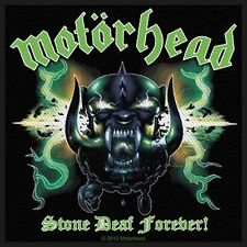 Motorhead Stone Forever Patch - NEW & OFFICIAL
