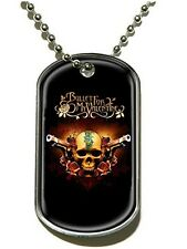 Bullet For My Valentine Two Pistols BFMV Dog Tag