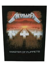 Metallica Master of Puppets Backpatch - NEW & OFFICIAL