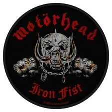Motorhead Iron Skull Patch - NEW & OFFICIAL
