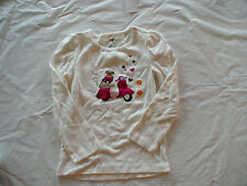 NWT GYMBOREE PUPS AND KISSES DOG SCOOTER HEART TOP SHIRT FALL 5T