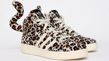 SALE! ADIDAS ORIGINALS ObyO JEREMY SCOTT LEOPARD Wings Sneakers V24536 SZ 8-11