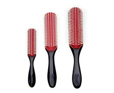 Denman Beauty & Hair Care Classic Styling Cushied Brush Nylon Pins D3 D4 D14