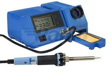 Anvil ESD Safe 48W Temperature Controlled Digital Soldering Station and Tips