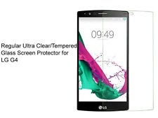 For LG G4 Ultra Clear/Tempered Glass screen protector Film