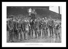 Warrington Rugby League 1955 Championship Final Photo Memorabilia (872)