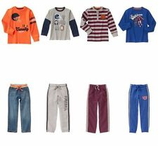NWT Gymboree STRAIGHT A ATHLETES Shirt & Pants Kid Boy Size 6 UPick Football