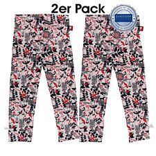 Schiesser - Leggings Girls 2 Pack Girls Leggings Size 68 74 80 86