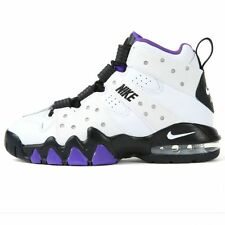 Nike Air Max Charles Barkley '94 White/Black-Pure Purple (GS) (309560 105)
