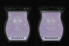 Scentsy Bars 3.2 oz. - Brand NEW - Discontinued Bars - Cerise and Garden of Love