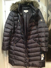 Michael Kors Women's Winter Down filled Puffer Parka Hooded coat Jacket plus1X3X