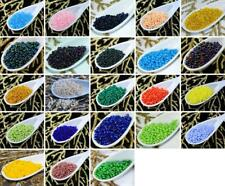 Czech Glass Seed Beads Seed Beads 10/0 PRECIOSA Seed Beads Rocaille Glass Czech