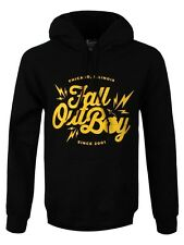 Fall Out Boy Bomb Men's Black FOB Pullover Hoodie