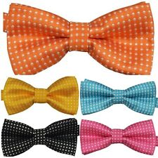 New Children Baby Girls Boys Toddler Kids Wedding Bow Tie Party Bowtie Pre Tied